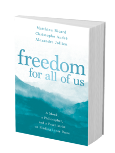 picture of the book titles Freedom for All of Us
