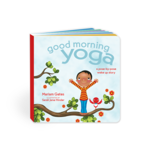 Good Morning Yoga Book Cover