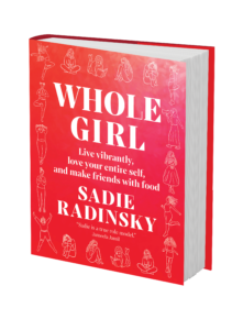 whole girl book